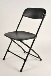 Folding Chair Black