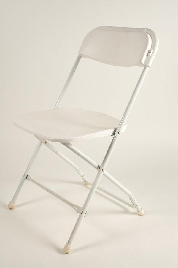 Folding Chair White