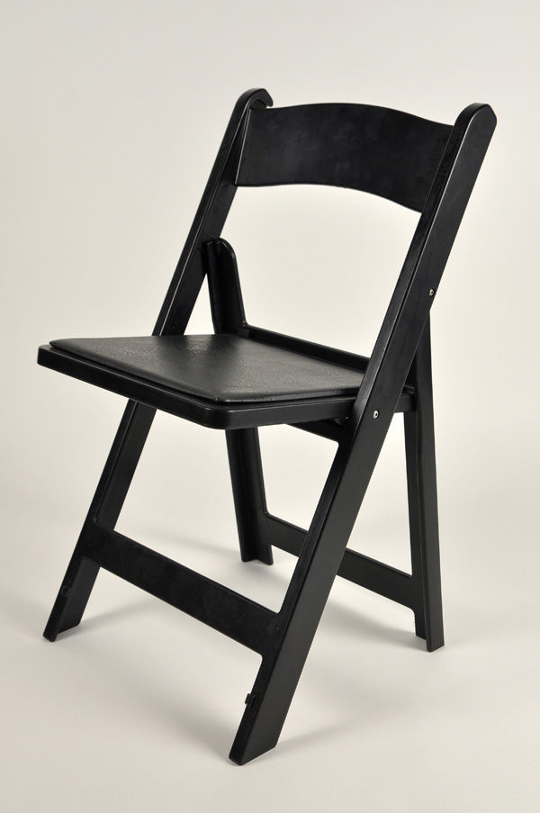 Garden Chair Black