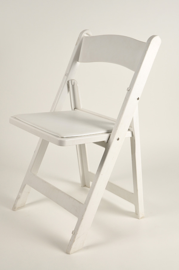 Garden Chair White