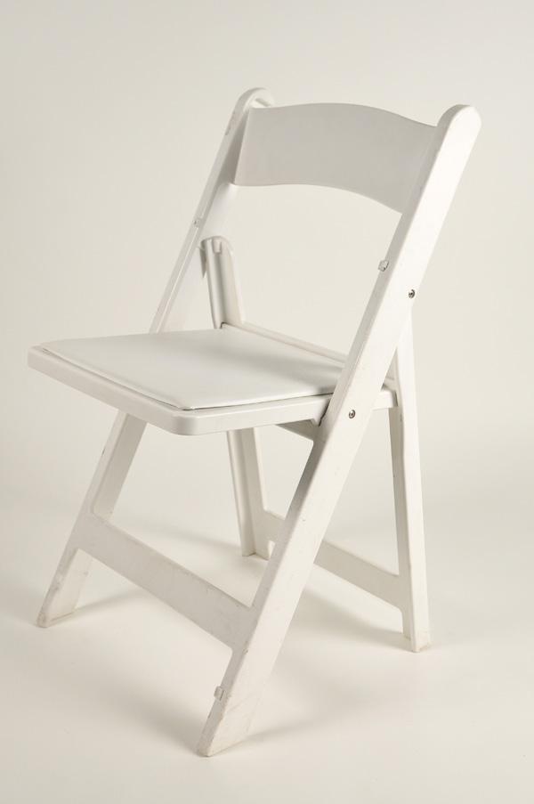 Garden Chair White