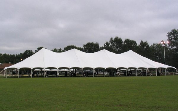 60\' Rope & Pole Tent – Professional Party Rentals