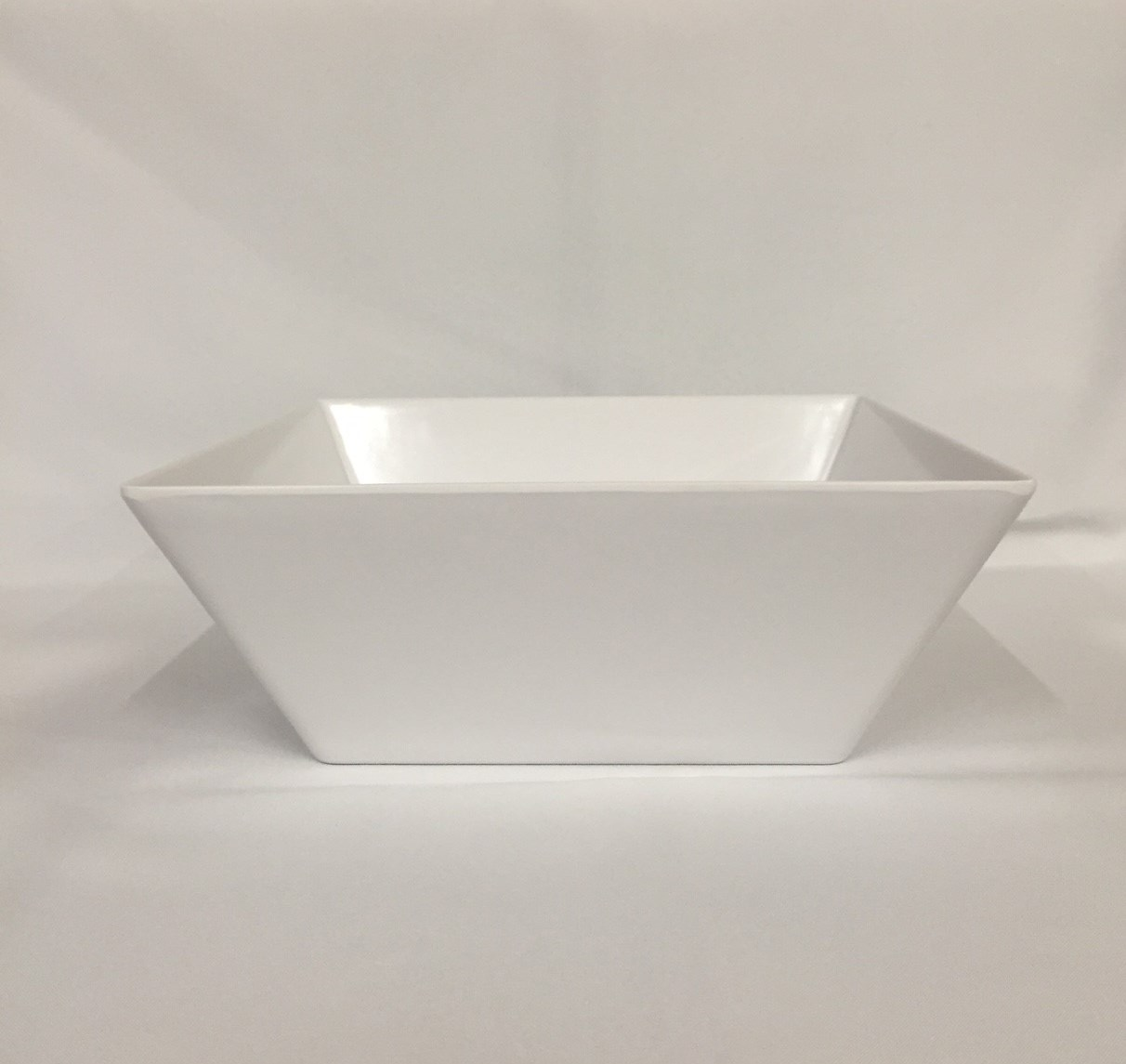 Melamine Bowl 12 Square Professional Party Rentals