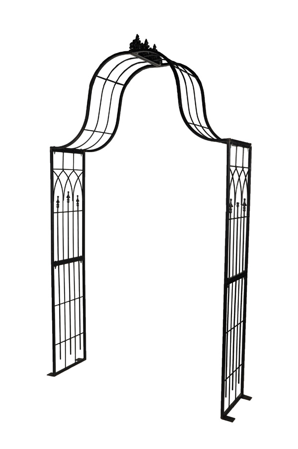 Wrought Iron Garden Arch Professional Party Rentals