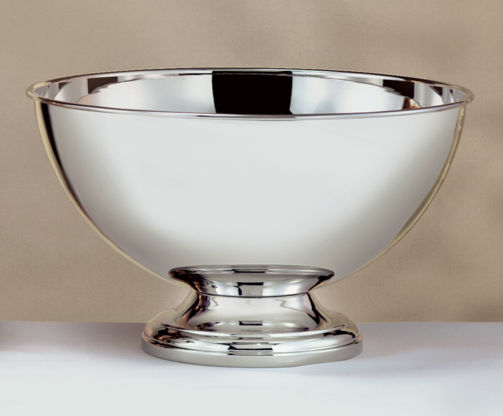 Punch Bowl Ss 4 Gallon Professional Party Rentals
