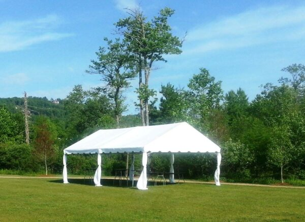 20 Gable Frame Tent Professional Party Rentals