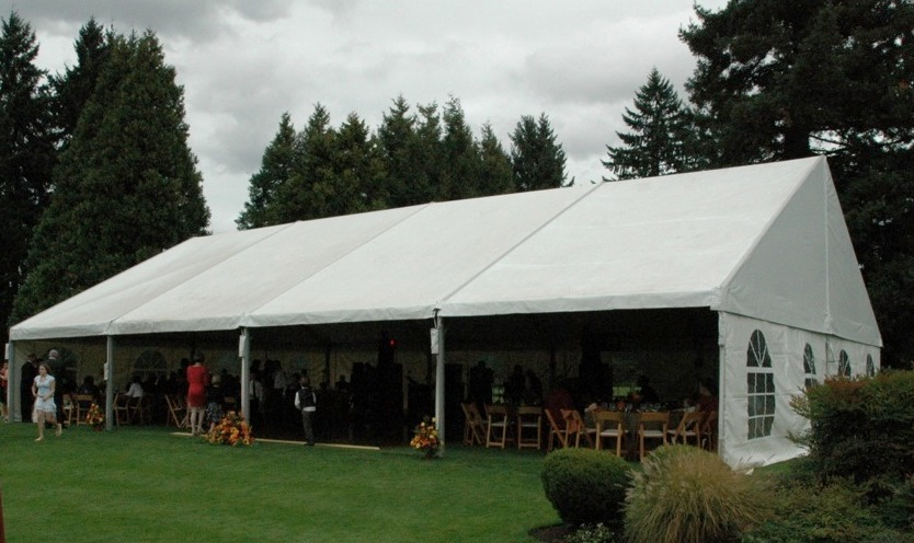 30 Gable Frame Tent Professional Party Rentals