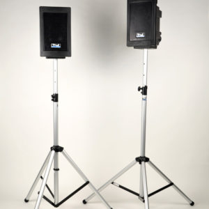 Sound System (2 Speakers)