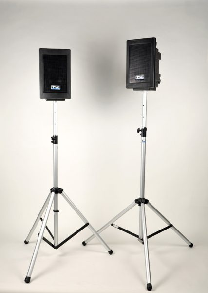 Sound System (2 Speakers)