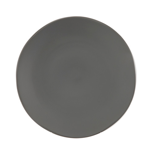 Heirloom Dinner Plate Gray 10 Professional Party