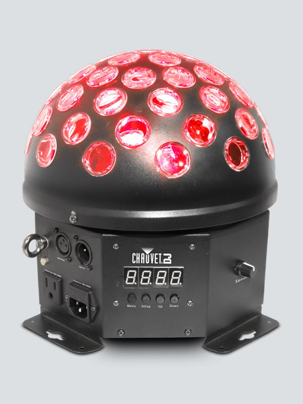 Multi Color Led Sphere Light Professional Party Rentals