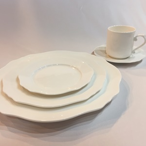 CONTESSA CHINA (WHITE)