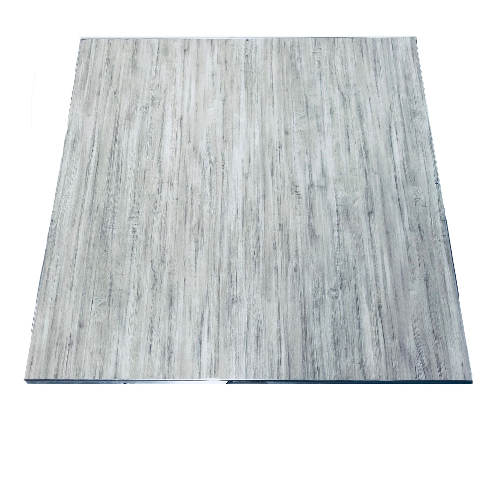 Dance Floor Whitewashed 4 X4 Section Professional