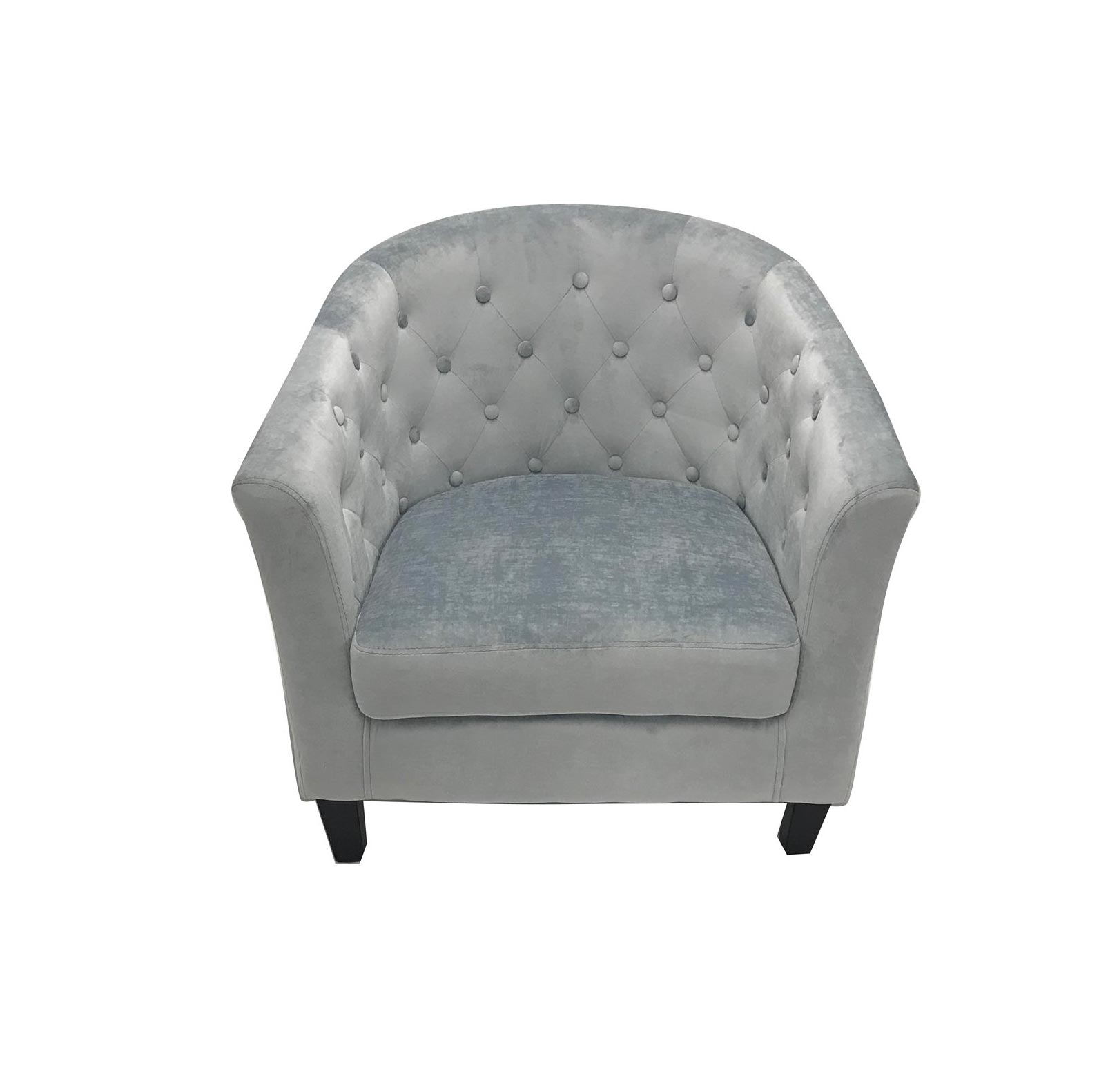 Wondrous Indigo Rose Accent Chair Light Blue Gmtry Best Dining Table And Chair Ideas Images Gmtryco