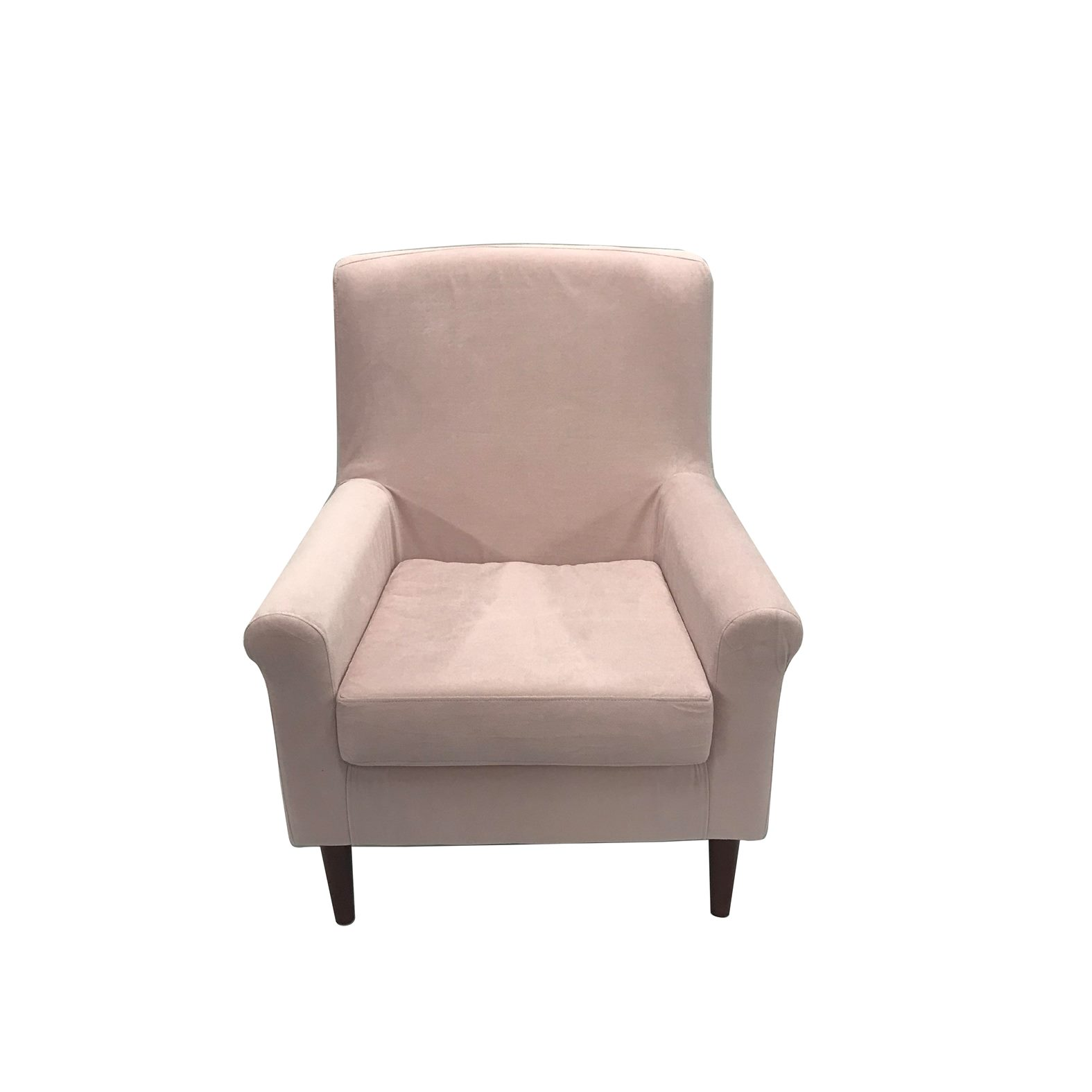 Prince Light Pink Armchair Professional Party Rentals
